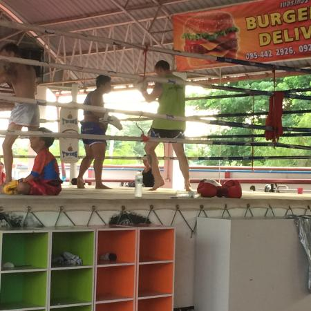 Cong Carter Muay Thai Gym