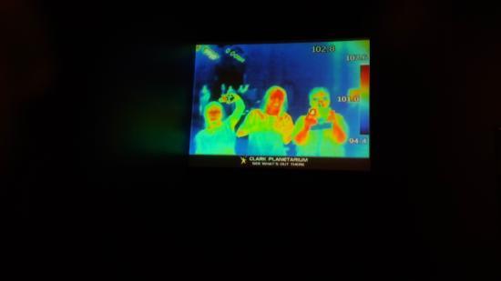 having fun with the kids picture of clark planetarium salt lake rh tripadvisor com