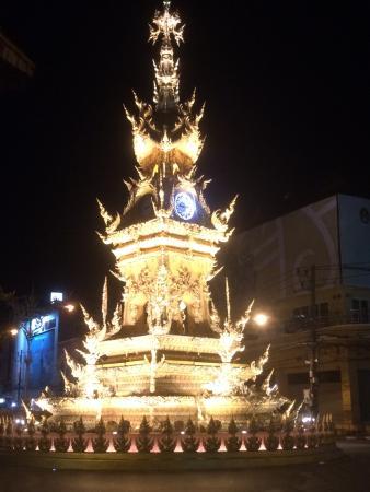 Wangcome: clock show