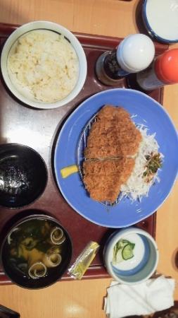 Tonkatsu Katsumaru Fukushima Nishi Bypass