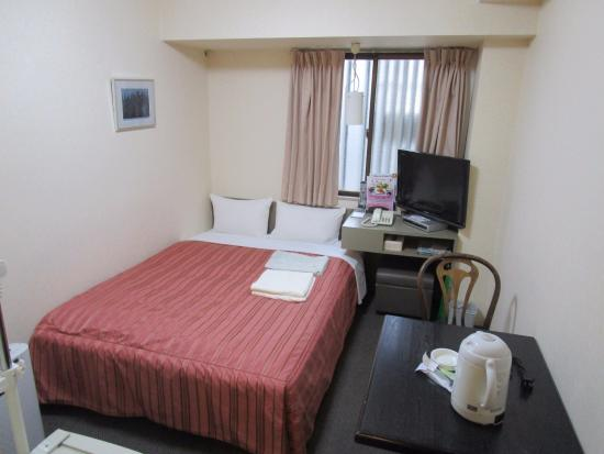 Matsue Urban Hotel: double room