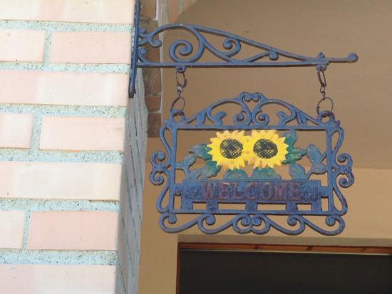 B&B Il Girasole: main house