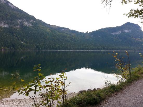 Altausseer See, leider ohne Blick auf den Loser