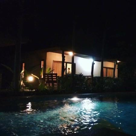Sunda Resort: วิวหน้าห้องพัก