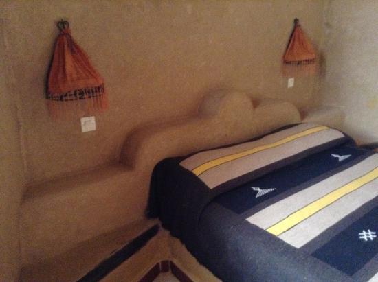 Hotel Ksar Merzouga: Una camera