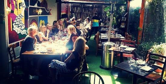 Le Cinque Terre: Friday Lunch