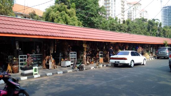 At Pasar Antik Dan Koper Jalan Surabaya Jakarta Picture Of Flea
