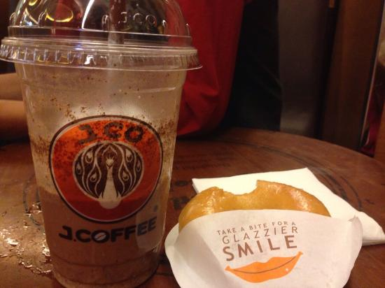 J Co Donuts Coffee Gajah Mada Plaza Jco