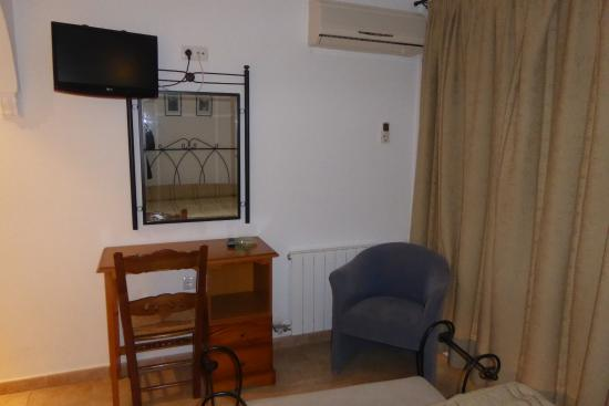 Hotel Juan Francisco: Стандартная комната