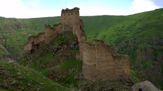 Ardahan, تركيا: Şeytan Kalesi,Çıldır,Ardahan