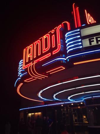Landis Theater: Frankenstein Rocks 10/23/15