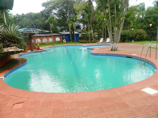 Pagoda Retreat : pool