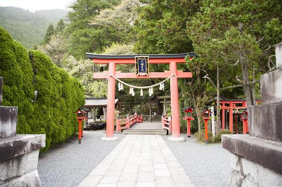 Tenkawa Daibenzai Tensha