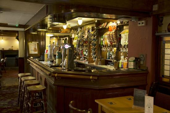 The Miners Arms: our bar
