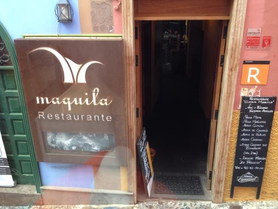7e58a23a19134 Канарский ресторан  fotografía de Casa Maquila