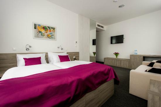 Hotel Meksiko: Comfort room