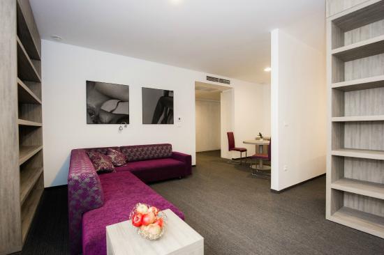 Hotel Meksiko: Suite