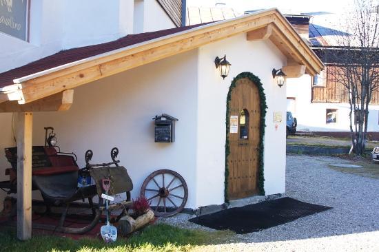 Leutasch, النمسا: Eingang