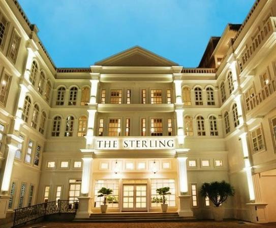 The Sterling Boutique Hotel Melaka: The Sterling Main Entrance_large.jpg