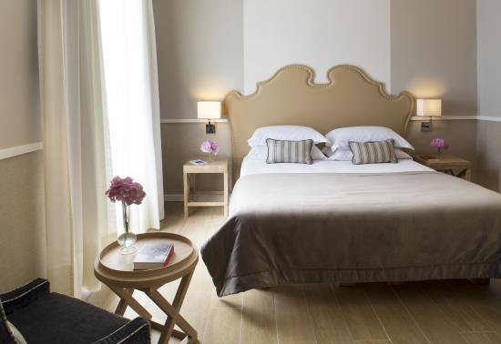Starhotels Terminus: Accommodation