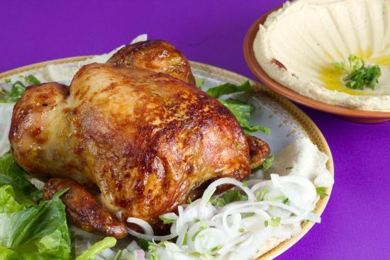 Grilled Chicken Picture Of Layali Al Sharq Restaurant Sharjah