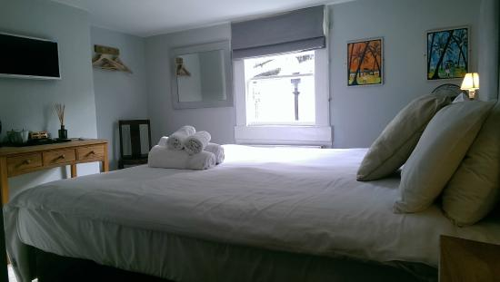 The Griffin Inn: One of 8 comfortable en-suite bedroom