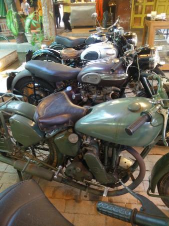 The Farm: vintage bikes