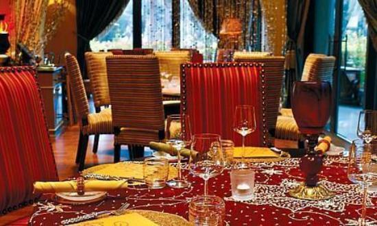 Nina: Ресторан интерьер