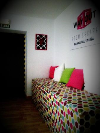 Wayout Room Escape Pamplona