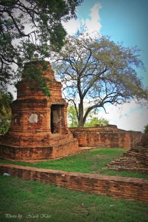 Ayutthaya Province, Thailand: Wat Sri Muang Jai - Ayutthaya