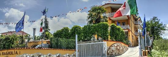 Hotel Magnolia Roma Valmontone: Hotel La Magnolia a Valmontone