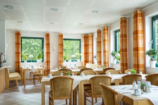 Hotel Aulmann: Frühstücksraum