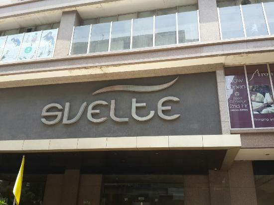 Entrance - Svelte Hotel and Personal Suites Photo