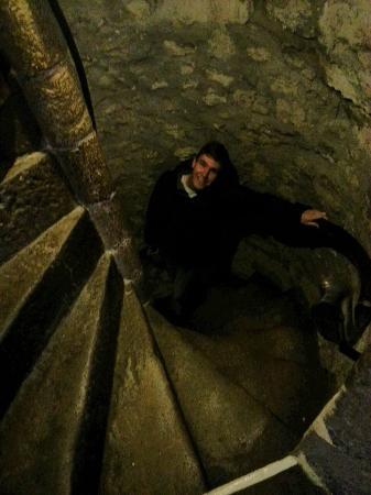 Κένταλ, UK: Spooky staircase