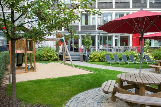 aletto Hotel Kudamm: Garten