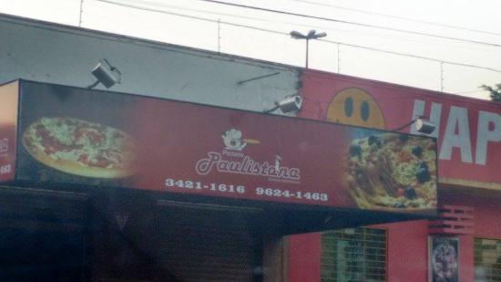 Paulistana Pizzaria e Restaurante