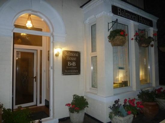 The Balmoral House: Balmoral House