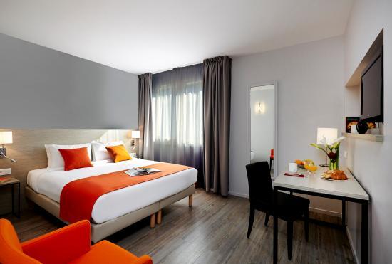 โรงแรมซิตาดีนส์ มงต์แปลลิเย่ อองติโกน