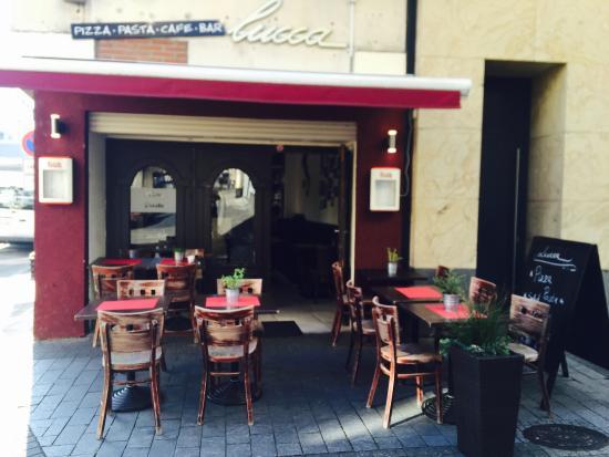 Lucca Pizza Pasta Bar K 246 Ln Restaurant Bewertungen