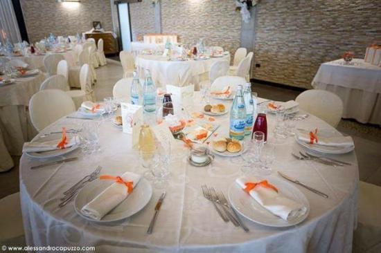 Matrimonio Tema Foto : Matrimonio tema arancione foto di al bosco cervarese