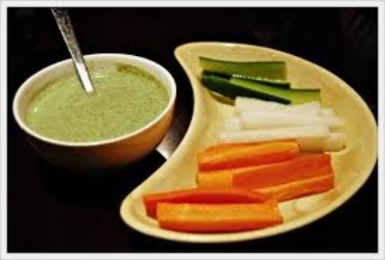 Masala Craft: yummy mint chutney !!