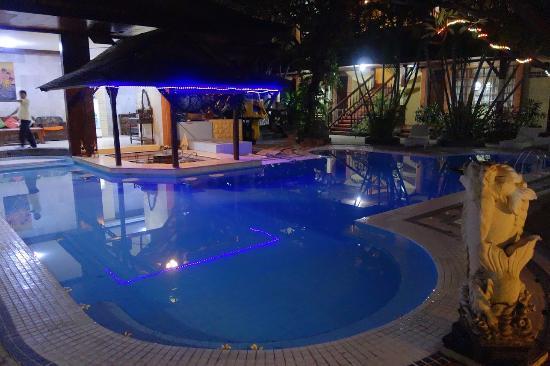 Bali Segara Hotel: プール