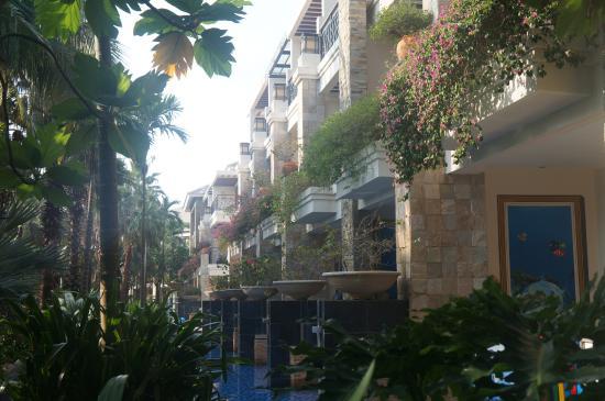 Grand Metropark Resort Hotel: 主楼