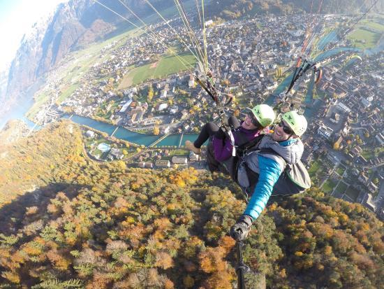 AlpinAir Paragliding: Cooee!
