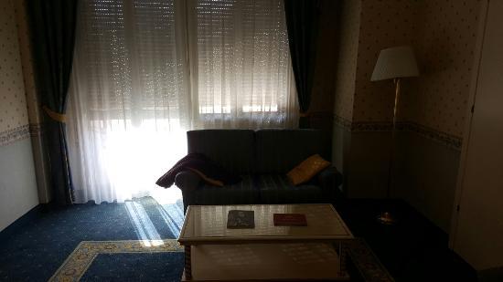 Hotel Bristol Buja : Suite blu