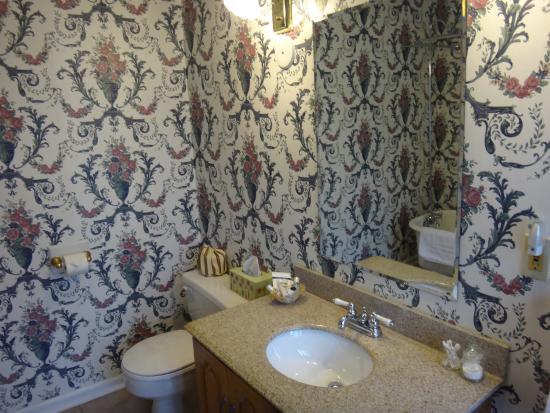 Hillsdale House Inn : Salle de bain