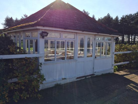 The Ancient Mariner Inn: Great location and views