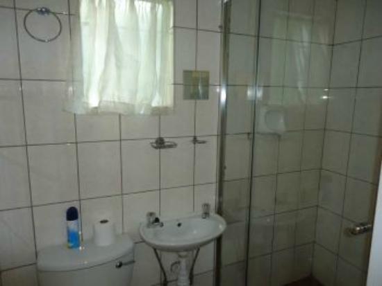 Hatfield Guest House: en-suite bathroom (shower)