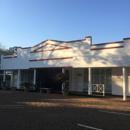 Hatfield Guest House: Hatfield - Khayalethu - Off Street Parking.