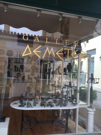 Gallery Demeter: Storefront